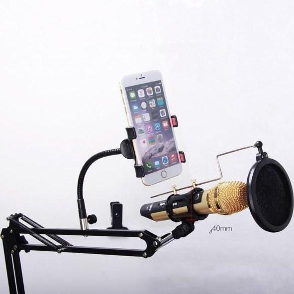 استند استودیو ضبط صدا ریمکس REMAX Mobile Recording Studio CK100 | REMAX Mobile Recording Studio CK100
