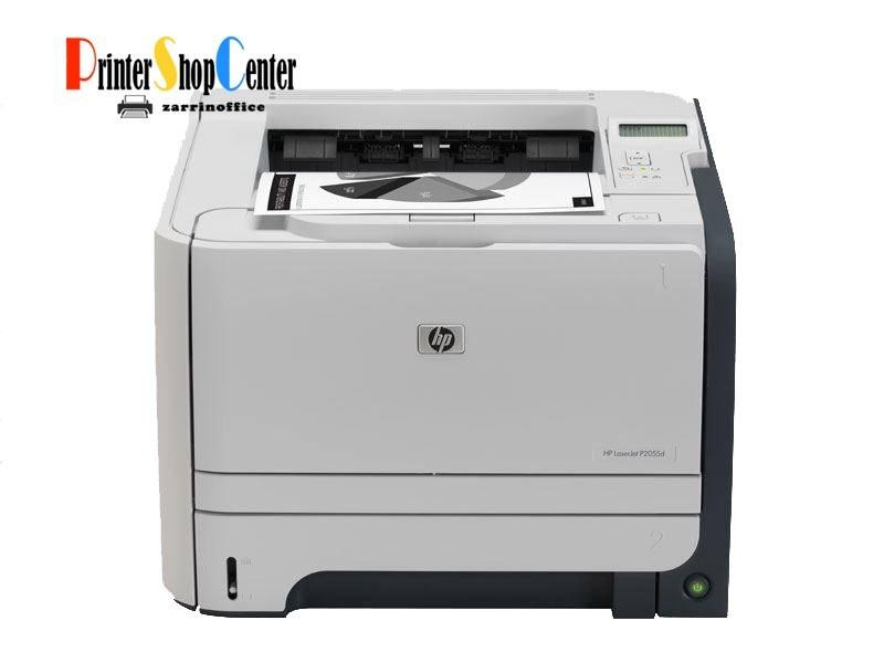 تصویر پرینتر لیزری مدل P2055D اچ پی HP P2055D Laser Printer
