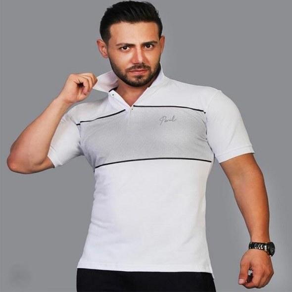 تصویر تیشرت جودون مردانه کد ۱۲۱