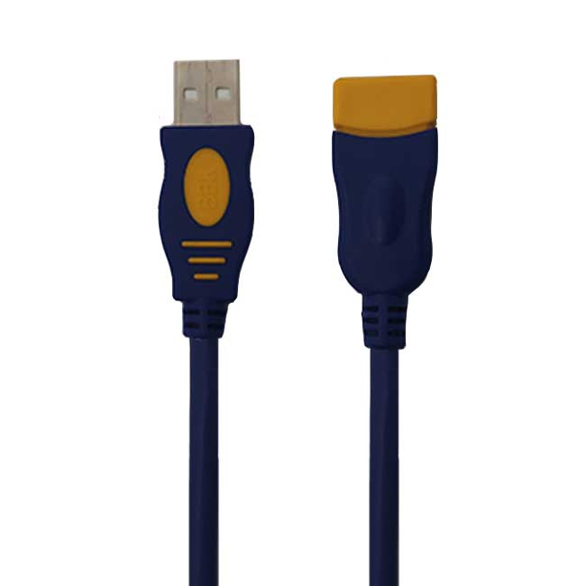 تصویر کابل افزایش طول USB اچ پی مدل 080 طول 10 متر
