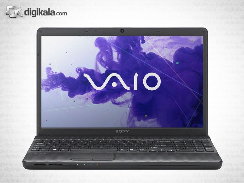 img لپ تاپ ۱۵ اینچ سونی VAIO EL15FX  Sony VAIO EL15FX | 15 inch | AMD E3 | 4GB | 640GB | 358MB