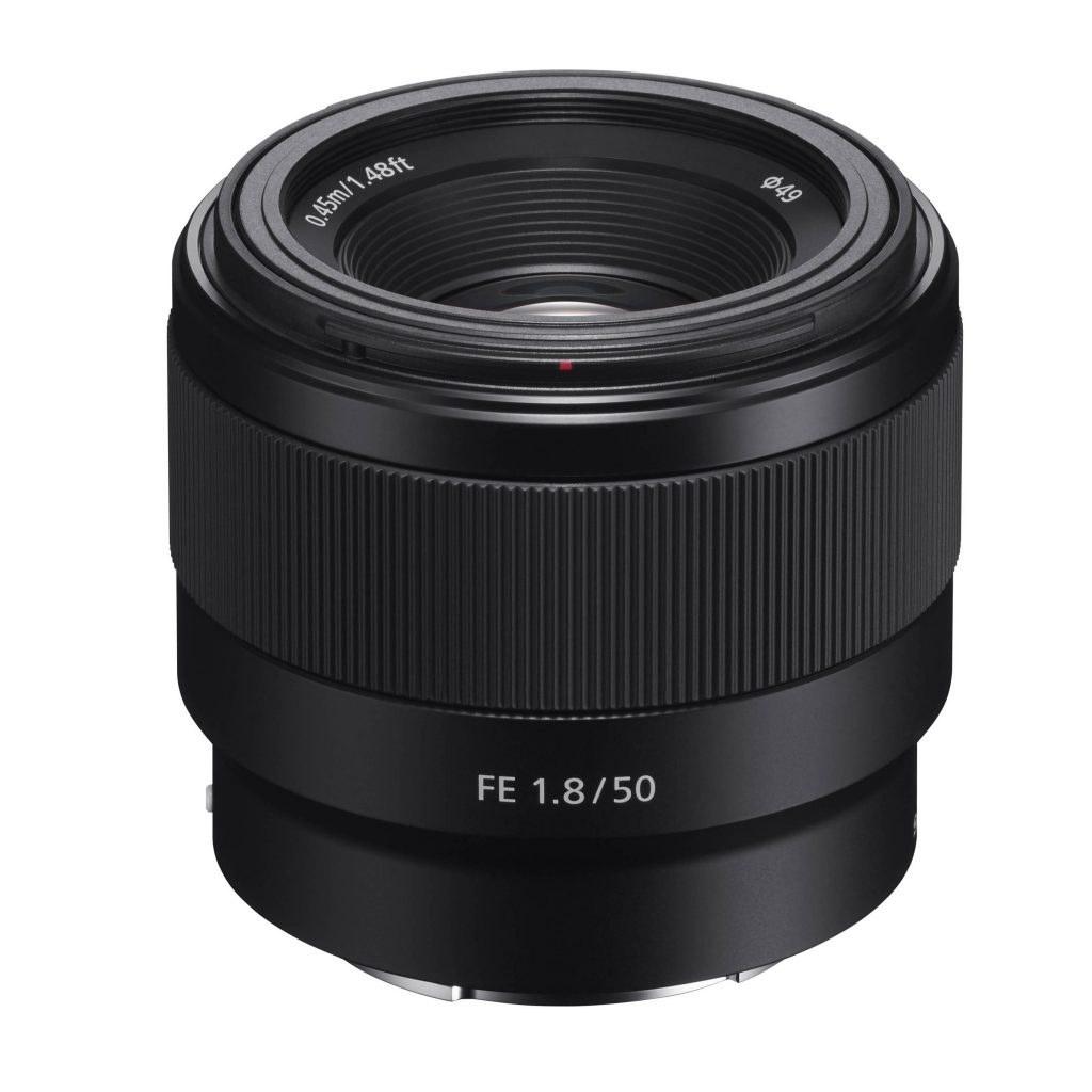 تصویر لنز سونی Sony FE 50mm f/1.8 Sony FE 50mm f/1.8 Lens