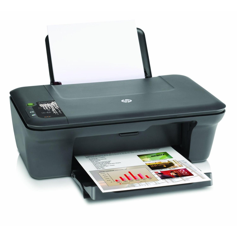 تصویر پرینتر جوهرافشان چندکاره  2050  اچ پی HP Deskjet 2050 Multifunction InkJet Printer
