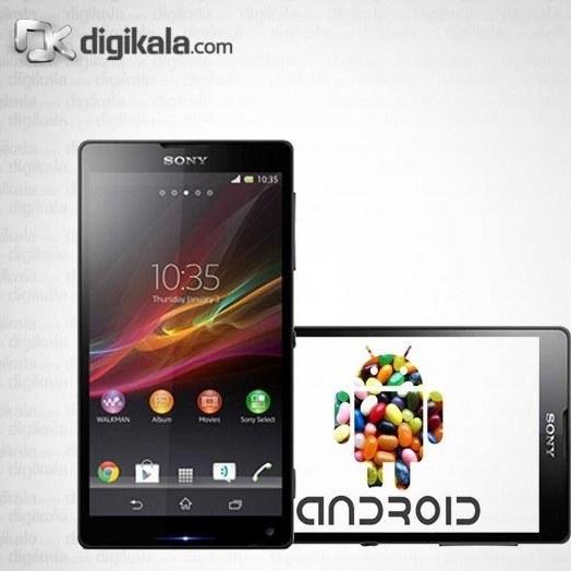تصویر گوشي موبايل سوني اکسپريا زد ال ا Sony Xperia ZL Mobile Phone Sony Xperia ZL Mobile Phone
