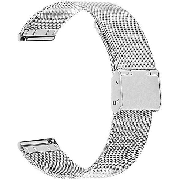 بند فلزی مناسب برای ساعت هوشمند سامسونگ Galaxy Watch Active2 مناسب برای سایز 40/44mm