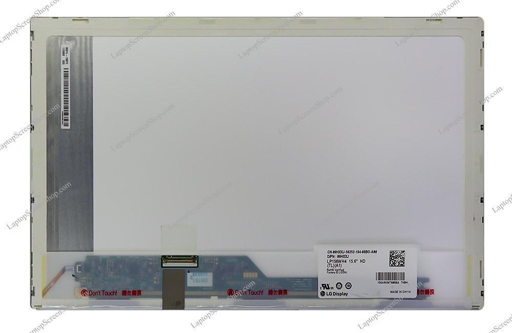 تصویر ال سی دی لپ تاپ فوجیتسو Fujitsu LIFEBOOK A550