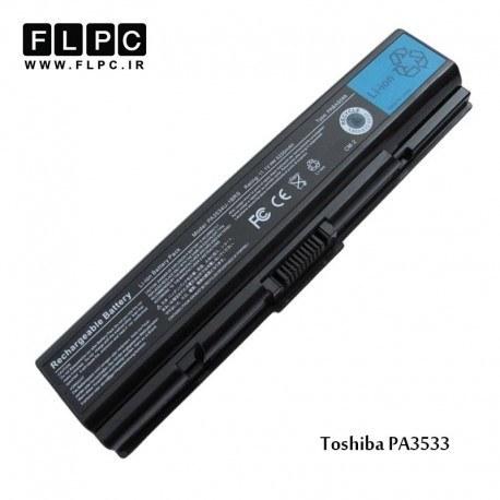 تصویر باطری لپ تاپ توشیبا Toshiba Laptop Battery PA3533 -6cell