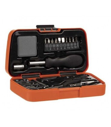 تصویر مجموعه ابزار 18 عددی 001 Tools Kit 18 PCS