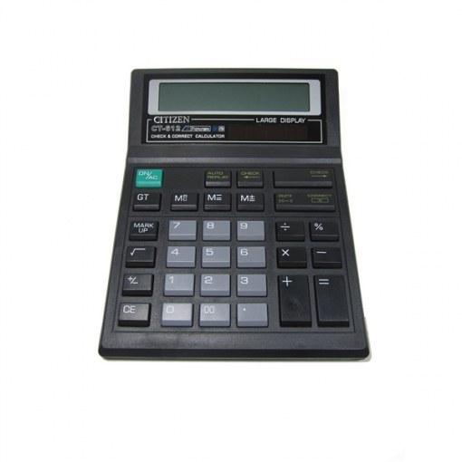 main images ماشین حساب CT-612 سیتیزن Citizen CT-612 Calculator