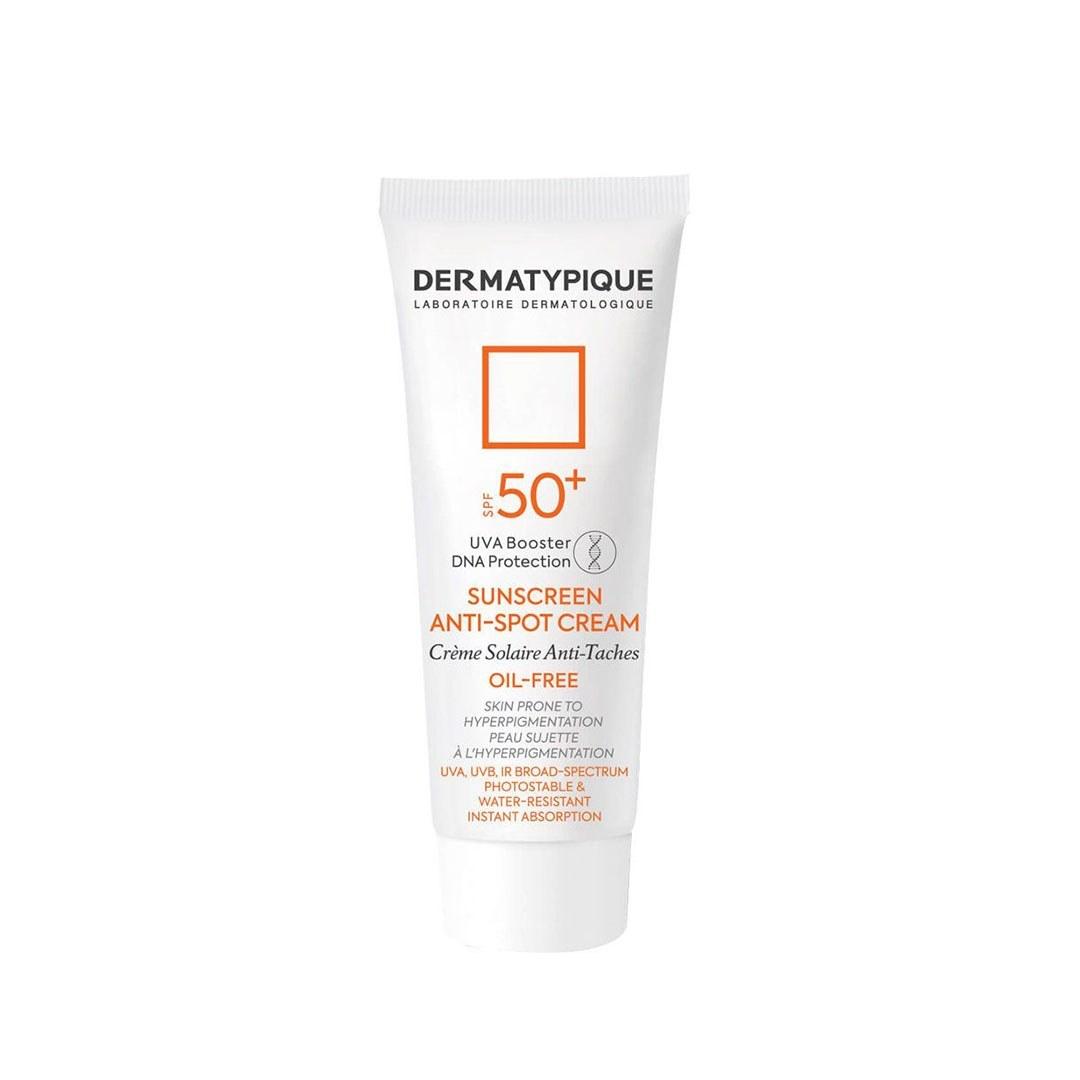 تصویر ضد آفتاب روشن کننده و ضد لک +SPF50 درماتیپیک