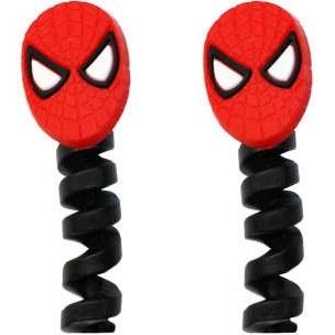 محافظ کابل طرح Spider Man کد 1101 بسته 2 عددی |