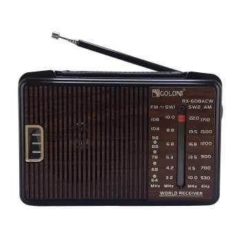 تصویر رادیو گولون مدل RX-608ACW