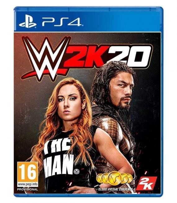 بازی W2K20 برای PS4 |