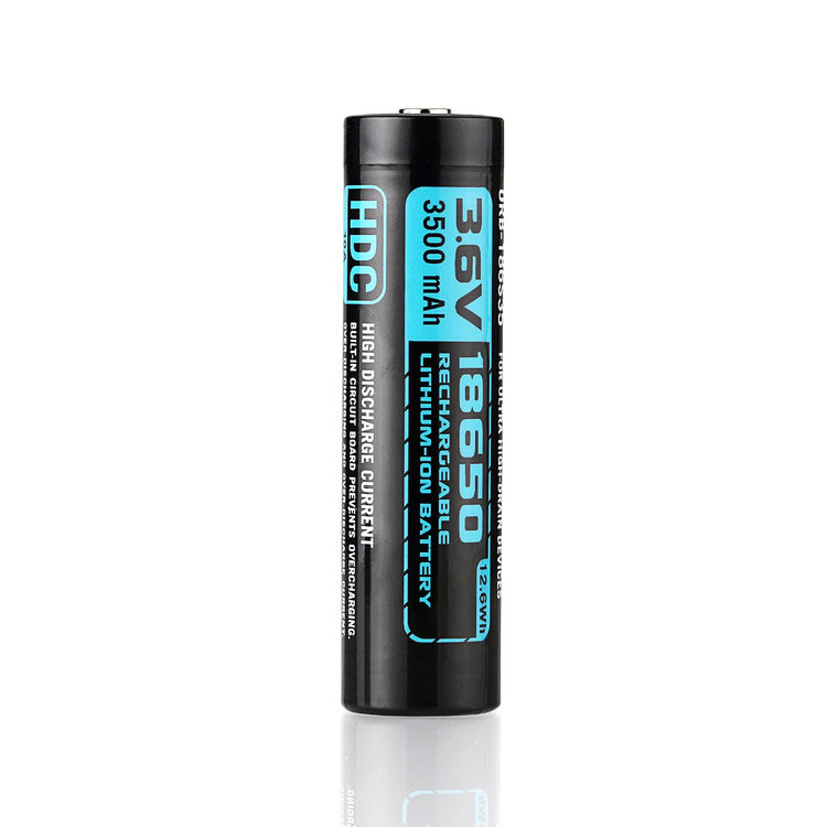 باتری لیتیوم آیون 18650 3500mAh | OLight Battery 18650 3500mAh