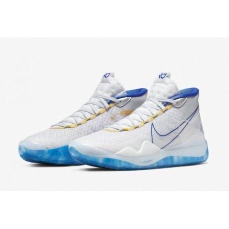 کفش بسکتبال نایک مدل Nike KD 12 Warriors