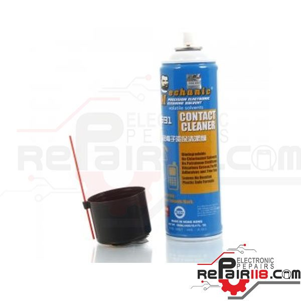 اسپری تمیز کننده چسب ال سی دی mechanic 691 | اسپری مکانیک 691 |