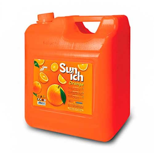 تصویر شربت پرتقال سن ایچ 13 لیتری