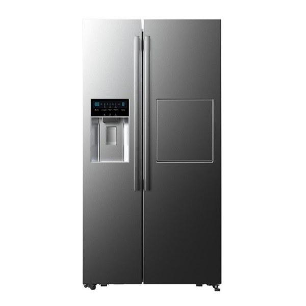 عکس یخچال فریزر دوو سری فرشلند پارامو DES-2915SS Daewoo DES-2915SS Side By Side Refrigerator یخچال-فریزر-دوو-سری-فرشلند-پارامو-des-2915ss