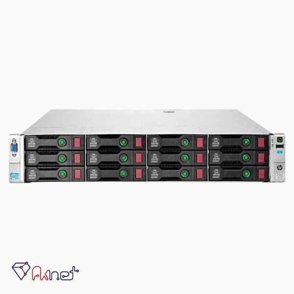 تصویر سرور اچ پی HPE ProLiant DL380 Gen8 12LFF Server