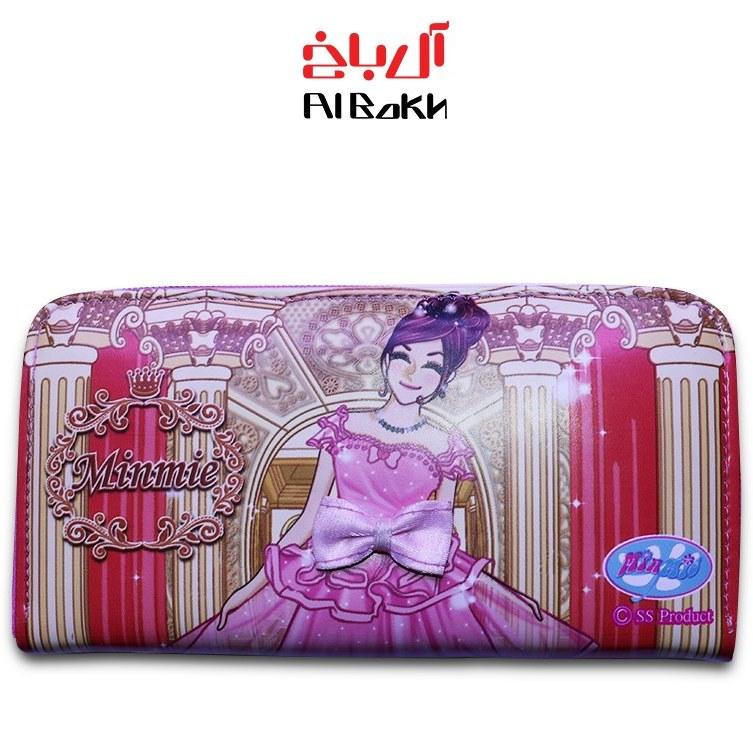کیف پول دخترانه minmie |