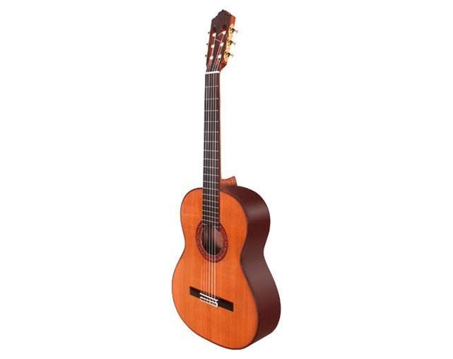 img گیتار کلاسیک آلمانزا almansa مدل 424 آکبند