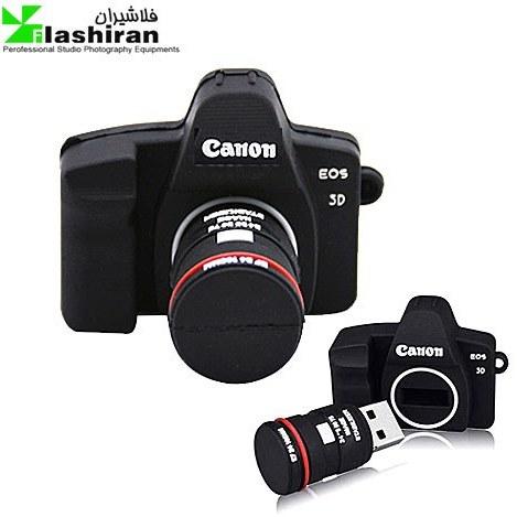 تصویر فلش مموری فانتزی سامسونگ ۱۶ گیگ مدل دوربین کانن