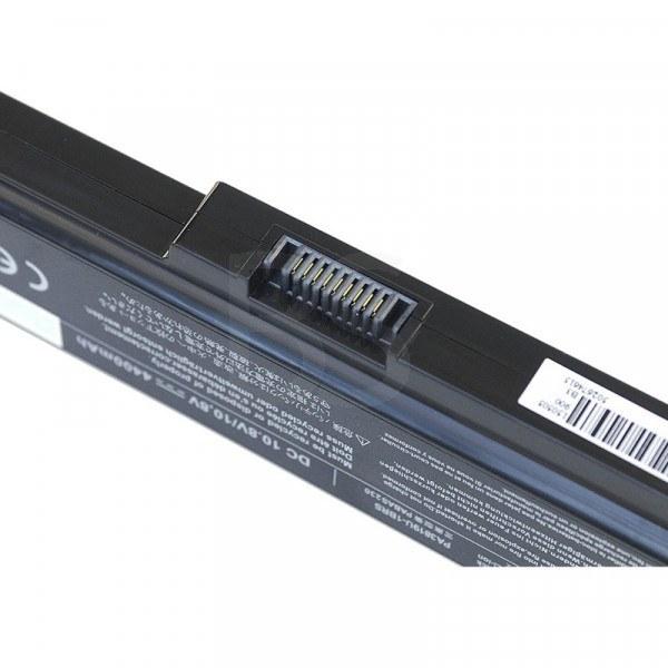 تصویر باتری 6 سلولی لپ تاپ Toshiba مدل Satellite M640