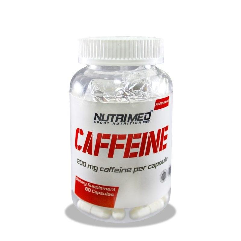 کپسول کافئین نوتریمد NUTRIMED CAFFEINE