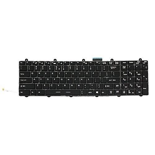 main images جایگزینی صفحه کلید لپ تاپ با نور پس زمینه Zahara US برای MSI GE60 2PC 2PE 2PF 2PG 2QD 2QE GT60 MS-16GF V139922AK1