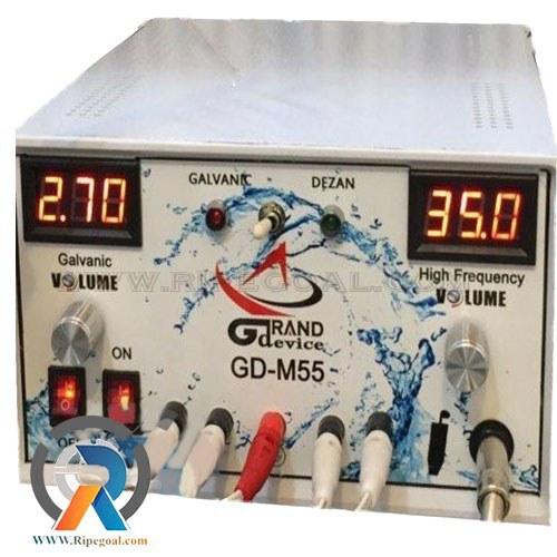 تصویر دستگاه هیدرودرمی گالوانیک گرند دیوایس Clinical hydrodermabrasion device