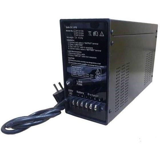 تصویر یو پی اس12ولت30آمپر سیف تچ UPS12V 30A SAFE TECH
