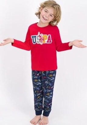 لباس راحتی بچه گانه کد US712-G