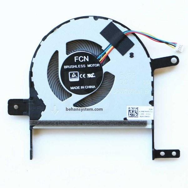 تصویر فن پردازنده لپ تاپ ASUS مدل S15 ا چهار سیم / DC05V چهار سیم / DC05V