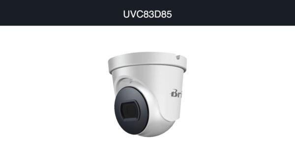 تصویر دوربین مداربسته ۵ مگاپیکسل AHD برایتون مدل UVC83D85