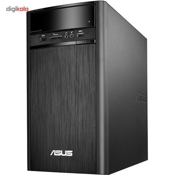 تصویر کامپيوتر دسکتاپ ايسوس مدل K31AD-BH002D ASUS K31AD-BH002D Desktop Computer