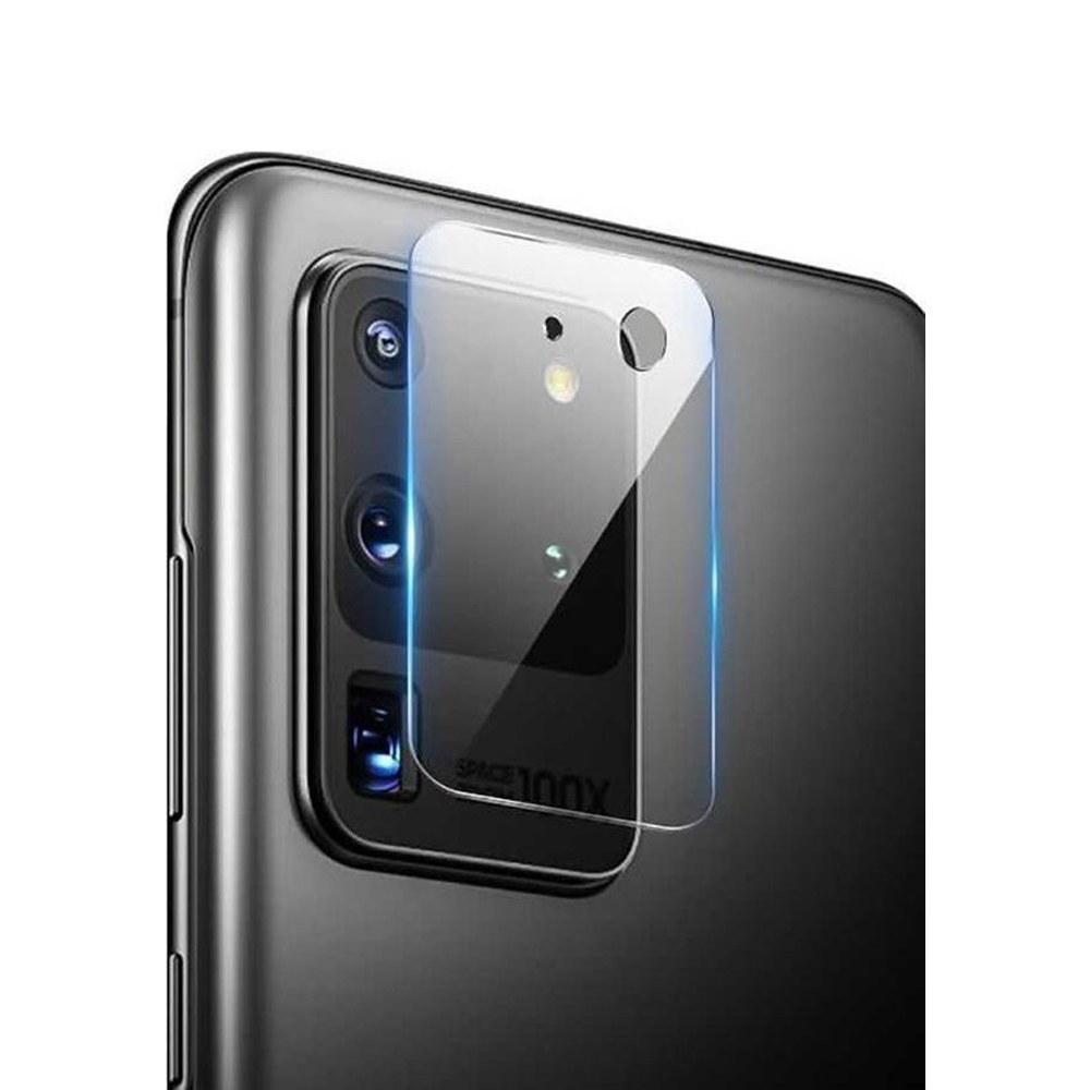 تصویر محافظ لنز دوربین مدل S20 Ultra مناسب برای گوشی موبایل سامسونگ Galaxy S20 Ultra