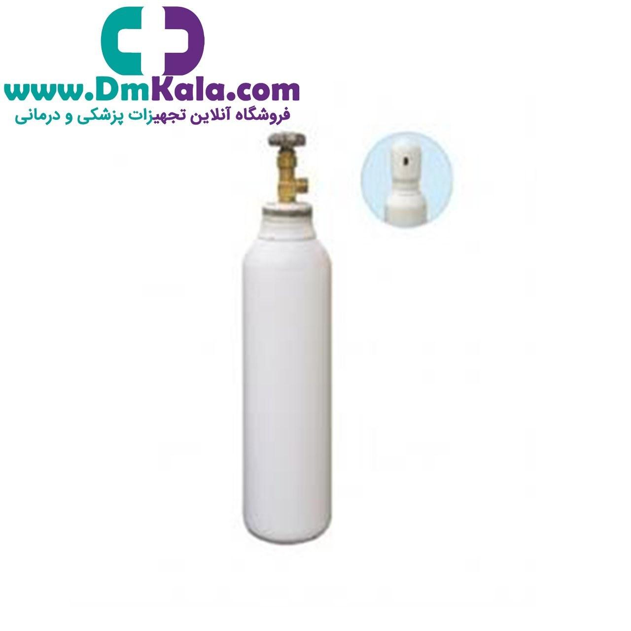 کپسول اکسیژن ۱۰ لیتری استیل