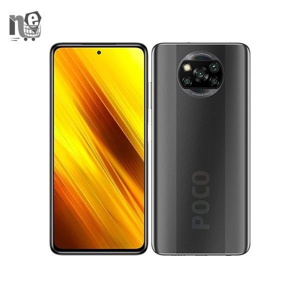 تصویر گوشی شیائومی Poco X3 | حافظه 128 رم 6 گیگابایت Xiaomi PoCo X3 128/6 GB