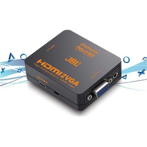تصویر تبدیل HDMI به VGA جی بی ال مدل HV-1
