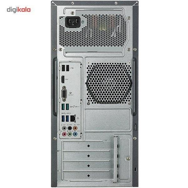 تصویر کامپيوتر دسکتاپ ايسوس مدل M32AD-BH003D ASUS M32AD-BH003D Desktop Computer