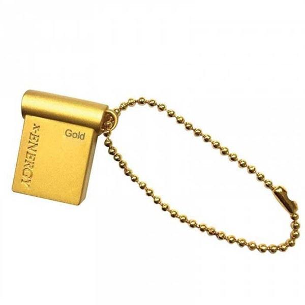 main images فلش مموری USB 3.0 ایکس انرژی مدل Gold ظرفیت 64 گیگابایت X-Energy Gold 64GB USB 3.0 Flash Memory