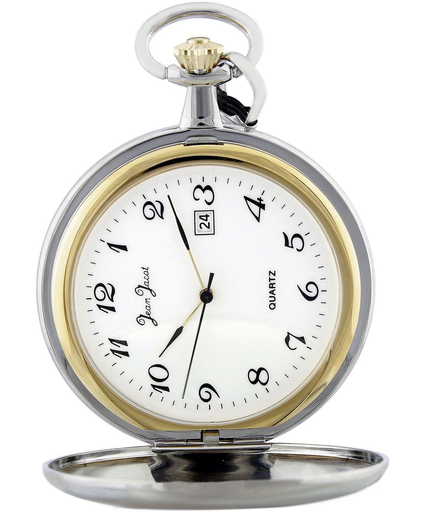 تصویر ساعت جیبی مردانه ژان ژاکت ، کد 1036-QT