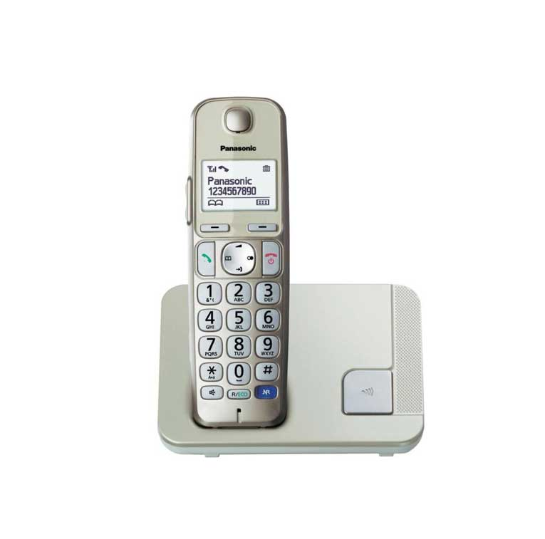 تصویر تلفن بی سیم پاناسونیک مدل KX-TGE210