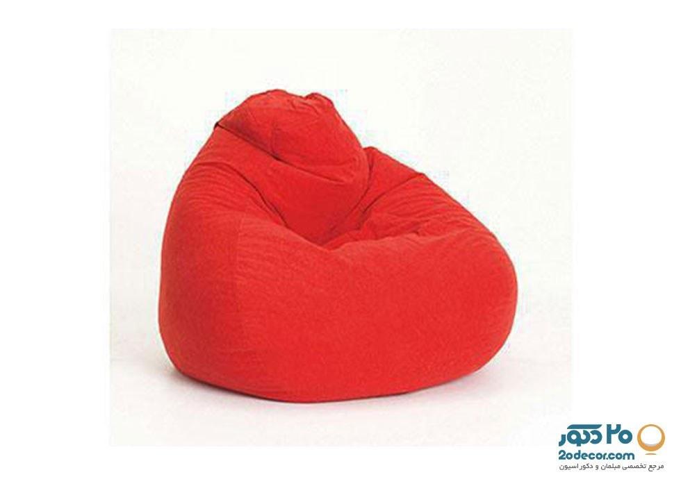 صندلی شنی اینتکس مدل بین بگ نارنجی |