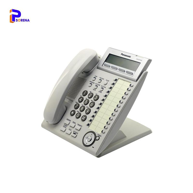 تصویر گوشی تلفن سانترال پاناسونیک KX-DT343 Panasonic Telephone KX-DT343