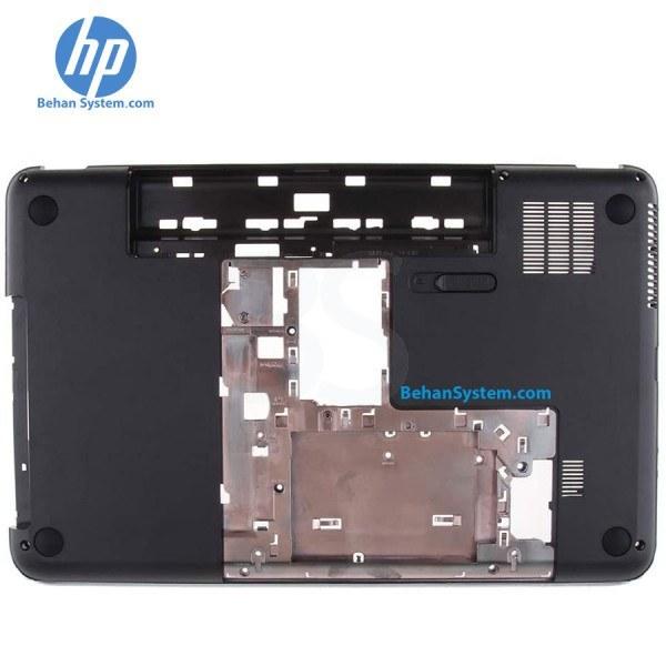 تصویر قاب کف لپ تاپ HP مدل Pavilion G6-2000