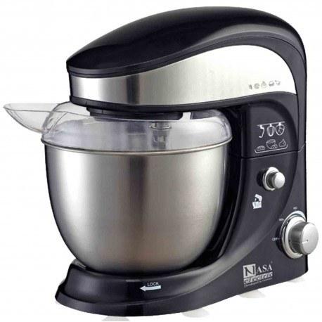 main images همزن کاسه دار حرفه ای ناسا الکتریک مدل NS 931 Nasa Electeric NS-931 Professional mixer with bowl