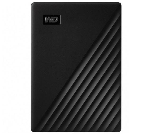 تصویر Western Digital WDBYvg0010BBK-WESN My Passport 1TB External Hard Drive هارد اکسترنال وسترن دیجیتال مدل My Passport WDBYvg۰۰۱۰BBK-WESN ظرفیت ۱ ترابایت