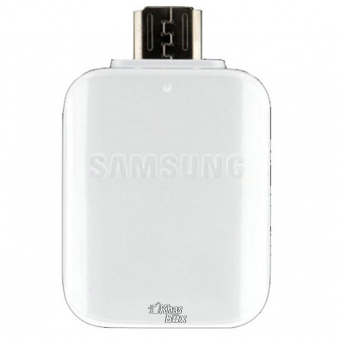 تصویر تبدیل او تی جی سامسونگ Samsung OTG Micro USB Converter