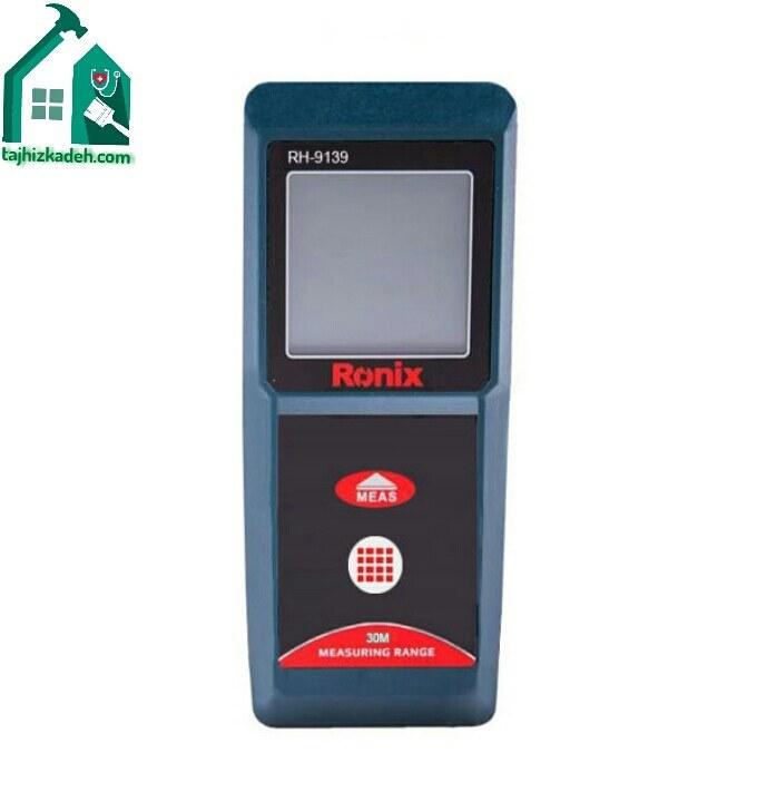 عکس متر لیزری رونیکس مدل RH-9139 Ronix laser meter model RH-9139 متر-لیزری-رونیکس-مدل-rh-9139